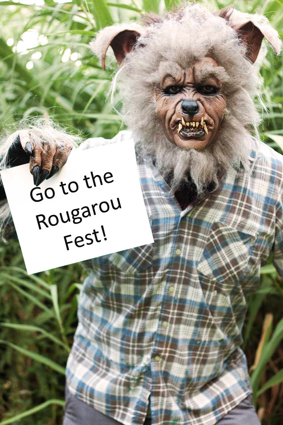 About the Rougarou, Go to the Rougarou Fest